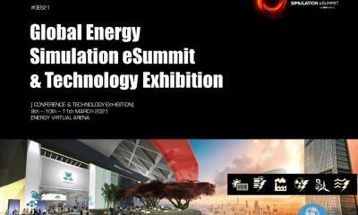 Global Energy Simulation eSummit approaching: You can be there as well - for FREE